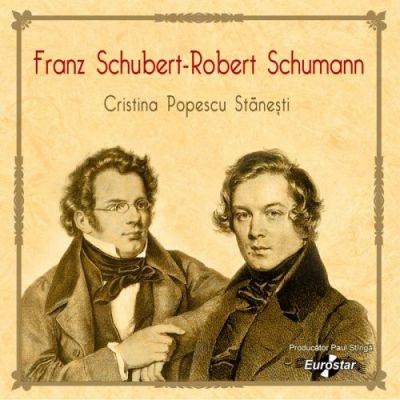 CD- FRANZ SCHUBERT-ROBERT SCHUMANN
