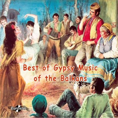 CD-Best Of gypsy music of the Balkans