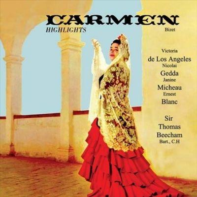 Hightlights from Carmen