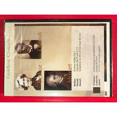 DVD-Berlioz, Dvorak, Mozart