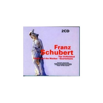 2 CD The Unfinished Franz Schubert-