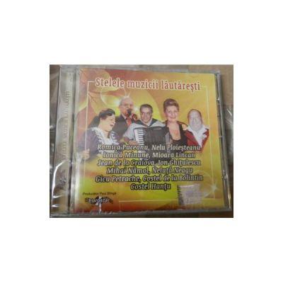 CD Stelele Muzicii Lautaresti