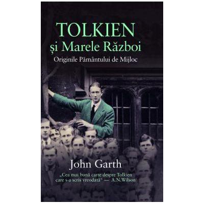 Tolkien si Marele Razboi Originile pamantului de mijloc