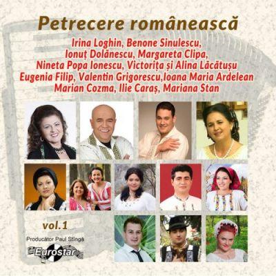 CD-Petrecere romaneasca, vol. 1 (CD)