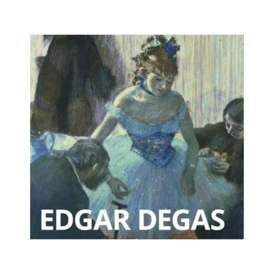 Edgar Degas Album arta