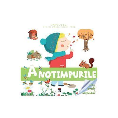 Anotimpurile Enciclopedia celor mici. Montessori