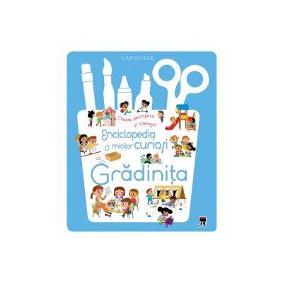 Enciclopedia micilor curiosi Gradinita