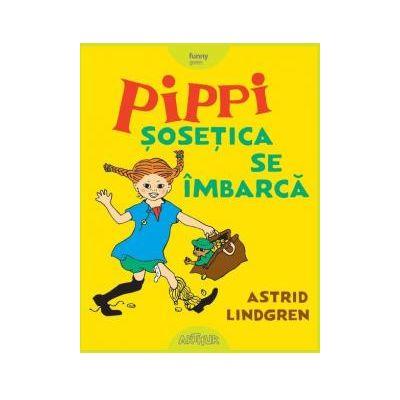 Pippi Sosetica se imbarca