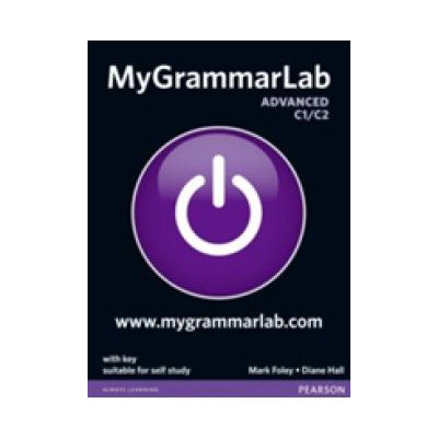 MyGrammarLab Advanced Student's Book with Key and MyLab
