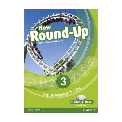 Round-Up Level 3 Student's Book with CD