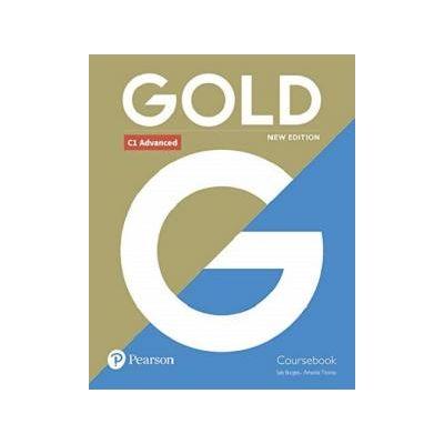 Gold C1 Advanced Student Book
