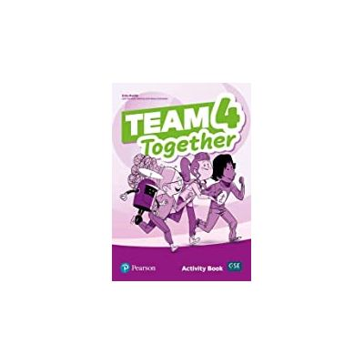 Team Together 4, Activity Book