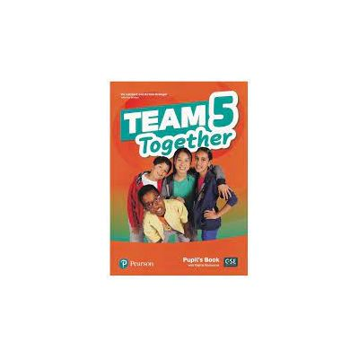 Team Together 5, Pupil's Book with Digital Resources