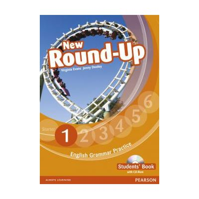 Round-Up Level 1 Student's Book with CD