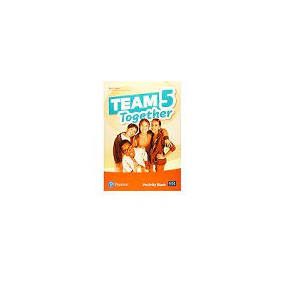 Team Together 5, Activity Book