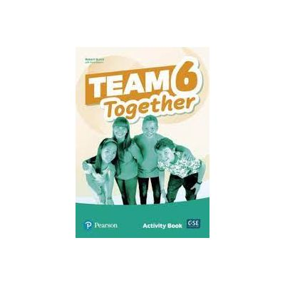 Team Together 6 Activity Book