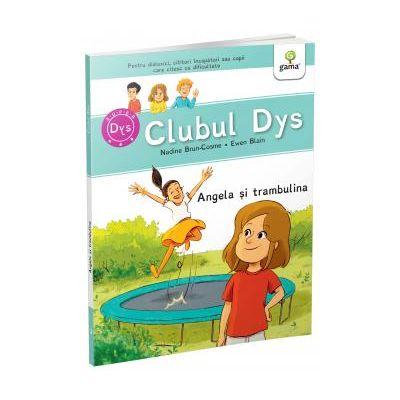 Angela si trambulina Clubul Dys