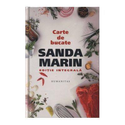 Carte de bucate Sandra Martin Editie integrala