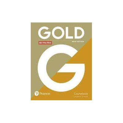 Gold B1+ Pre-First Student Book, 2nd Edition