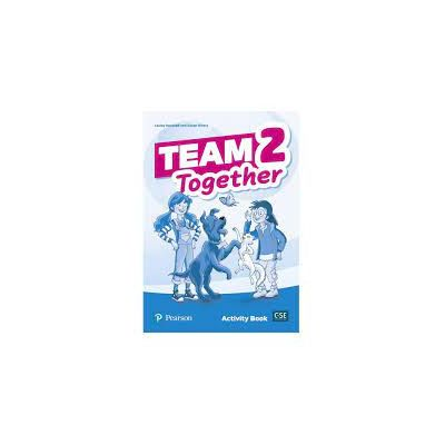 Team Together 2, Activity Book