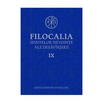 Filocalia IX Sfintelor Nevointe Ale Desavarsirii