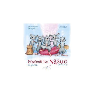 Prietenii lui Nasuc. Vol. 4. La piscina