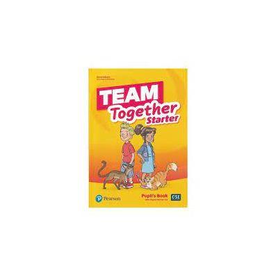 Team Together Starter, Pupil's Book with Digital Resources
