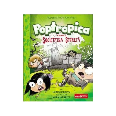 Poptropica Volumul 3 Societatea secret