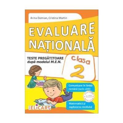Evaluare nationala. Clasa a II-a