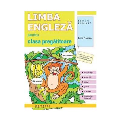 Limba engleza. Clasa pregatitoare. Workbook