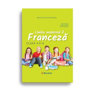 Limba Franceza, limba moderna 2. Manual pentru clasa a V-a