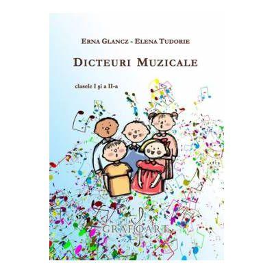 Dicteuri muzicale Clasele I si a-II-a